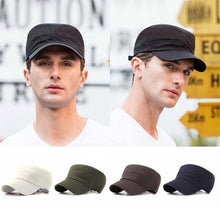 Load image into Gallery viewer, Classic Unisex Fashion Plain Vintage Cotton Cap Hat Adjustable (Buy 3 get free shipping)