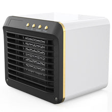 Load image into Gallery viewer, Mini Smart Fan Mini Portable Heater Electric Home dormitories Small Office Desktop Heater Ceramic Personal Heater