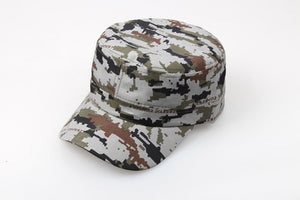 Fashion Men Outdoor Army Military Camouflage Hats