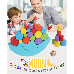 Moon Color Recognition Game