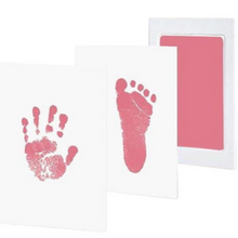 Load image into Gallery viewer, Baby Footprint and Handprint Kit