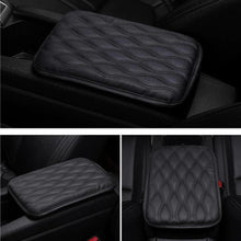 Load image into Gallery viewer, Universal Four Seasons Leather Car Armrest Box Mat(BUY 1 GET 1 FREE)