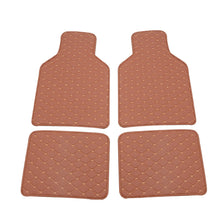 Load image into Gallery viewer, 4-piece set  Four Season Universal  Waterproof Non-slip Car Floor Mat