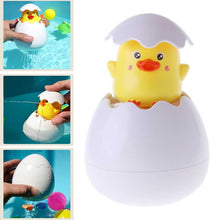 Load image into Gallery viewer, New Duck Egg Penguin Egg Bath Toys