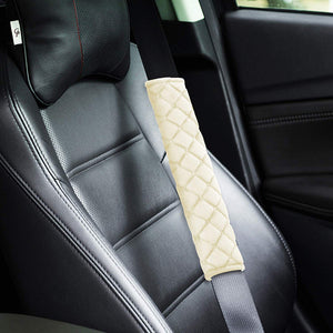 4 Pack Car Seat Belt Pads Soft Shoulder Strap Covers