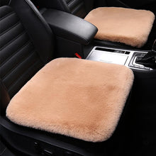 Load image into Gallery viewer, Universal Warm Car Wool Fur Car Seat Cover Set (Christmas Gift )
