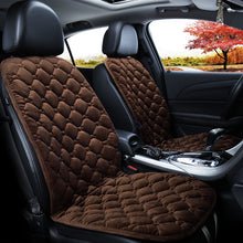 Load image into Gallery viewer, Plush Car Electric Heating Warming Seat Cushion Pad 12V