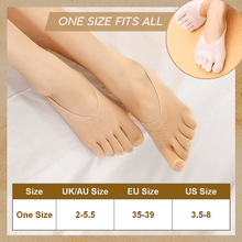 Load image into Gallery viewer, Five Toes Breathable Socks summertwinkle