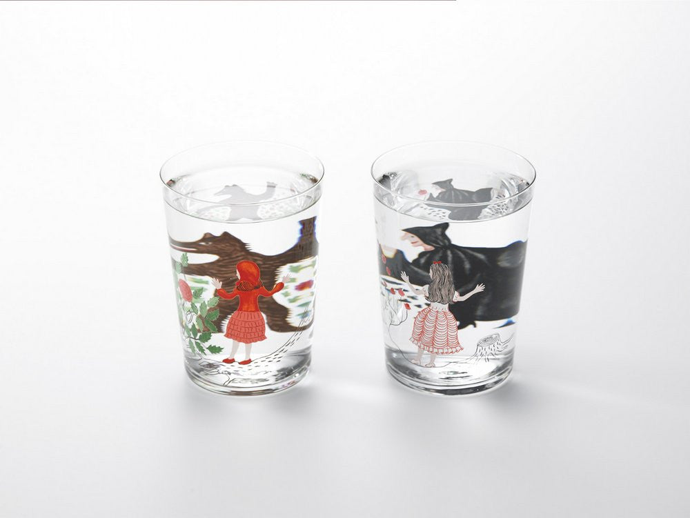 Fairy Tale Drinking Glasses