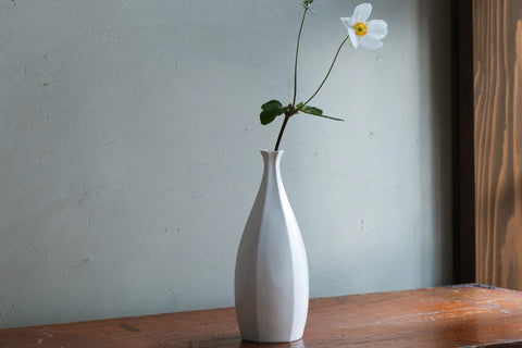 Jicon Rokkaku-bin (Hexagonal) Flower Vase