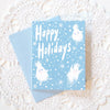 Yukinko Snow Children Holiday Cards