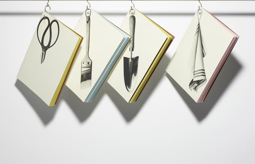 Your Tools Hanging Notebook Set