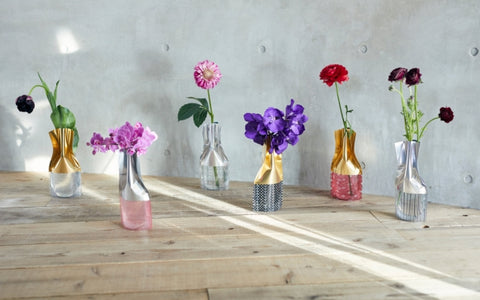 Hope Forever Blossoming: tall flower vase