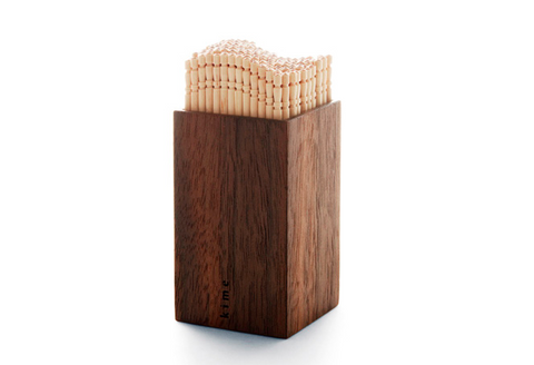 Undulating Toothpick Holder