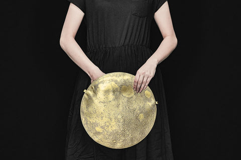 Planetario Clutch Bag