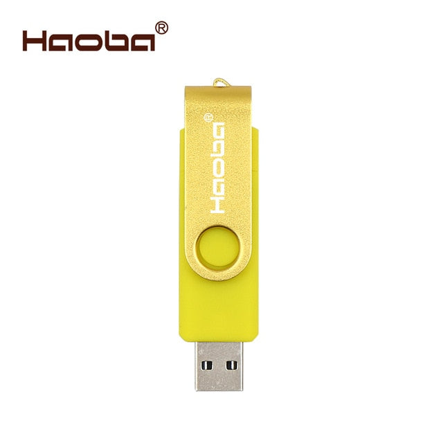 usb 2.0 pen drive 4gb 8gb 16gb flash drives pendrive 32 gb usb memory stick 64gb OTG metal usb flash drive for phone