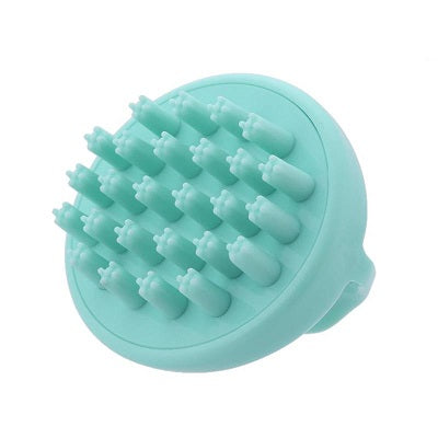 Slimming Massage Brush . With Silicone Head Body Shampoo Scalp  Comb Hair Washing Comb Shower Bath Brush props Dropshipping