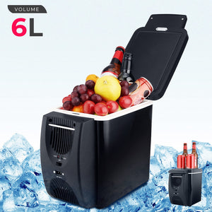 Free-standing Less Noise Car Refrigerator Warmer Portable Geladeira for Cars Coche Home Camping