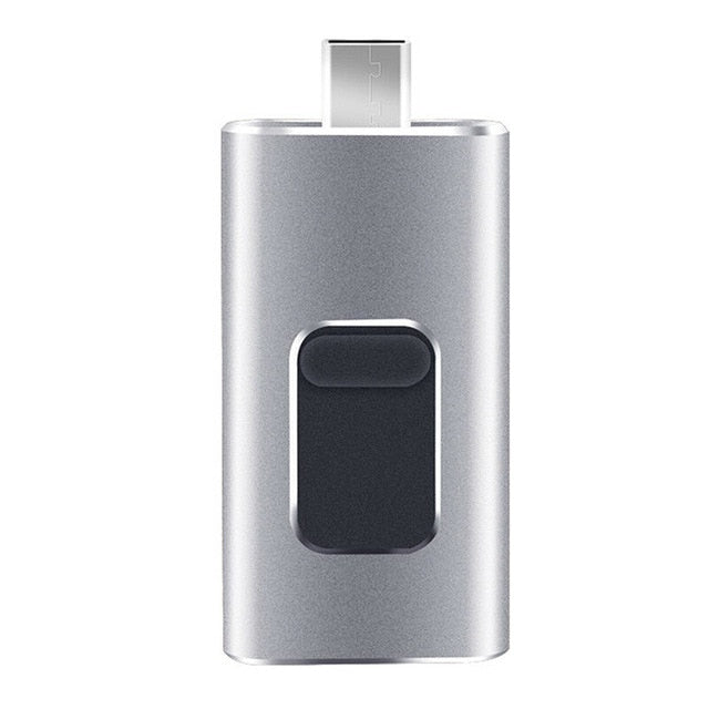 New USB Flash Drive for iPhone iOS .  Storage Capacity | 16GB | 32GB | 64GB | 128GB