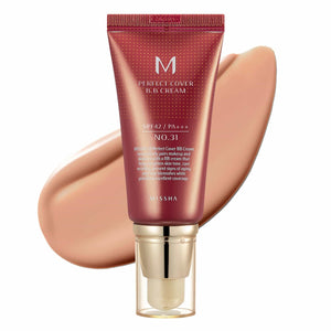 M PERFECT COVER BB CREAM - MISSHA