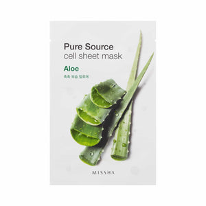 PURE SOURCE CELL SHEET MASK - MISSHA
