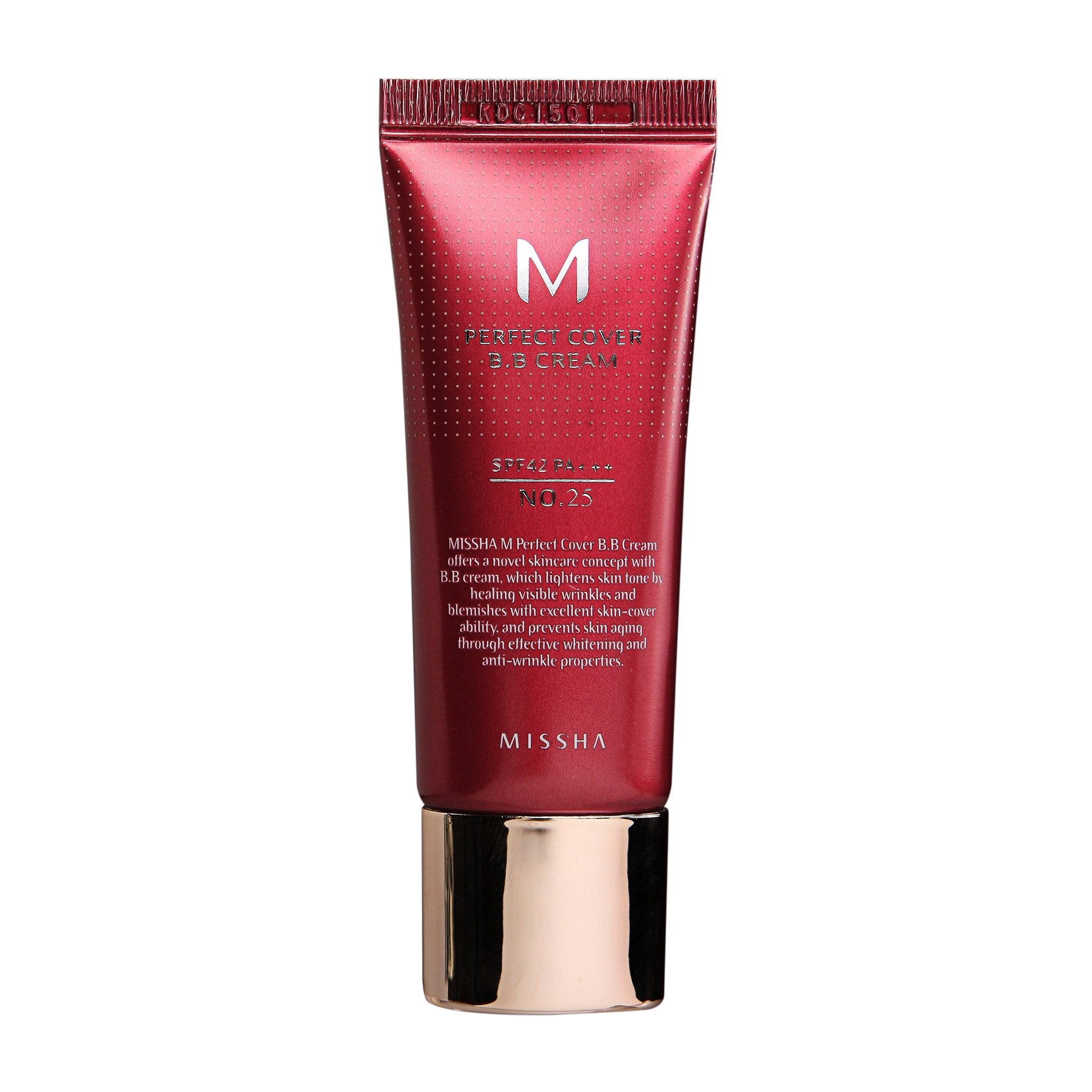 M PERFECT COVER B.B CREAM 20ML - MISSHA
