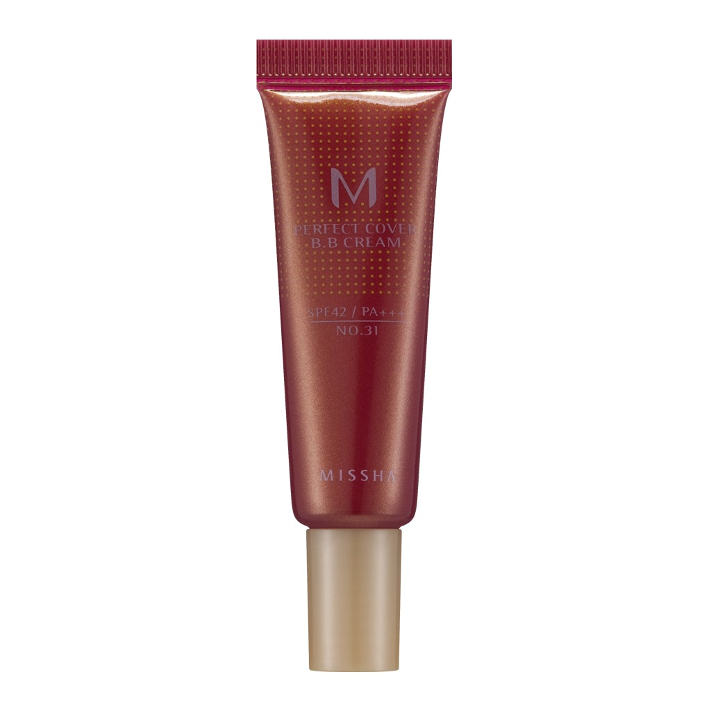 MPERFECT COVER BB CREAM SPF42 PA 10ml - MISSHA