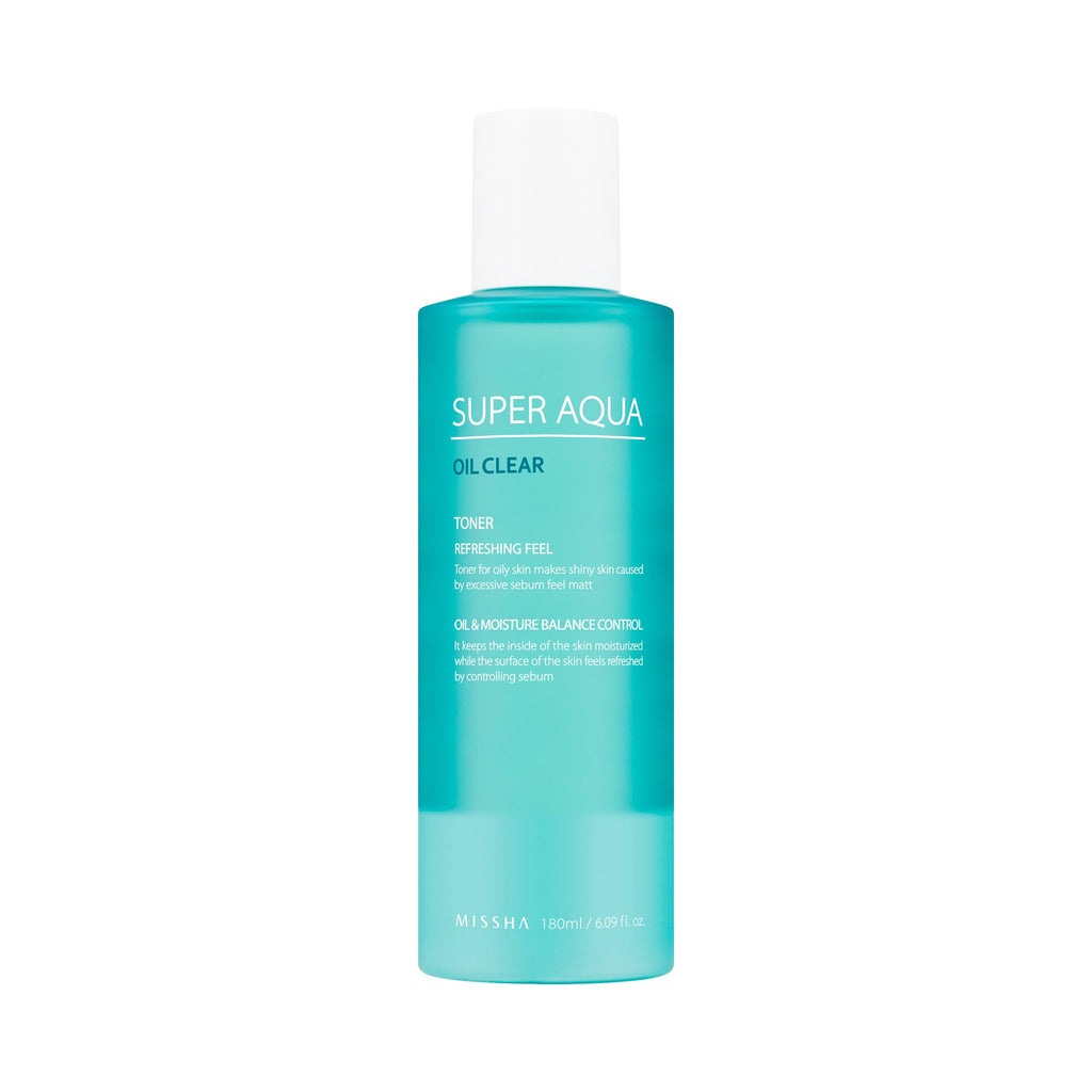 SUPER AQUA OIL CLEAR TONER - MISSHA