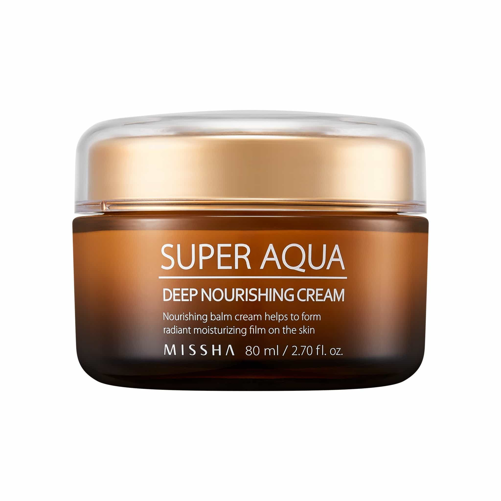 SUPER AQUA ULTRA WATERFUL DEEP NOURISHING CREAM - MISSHA