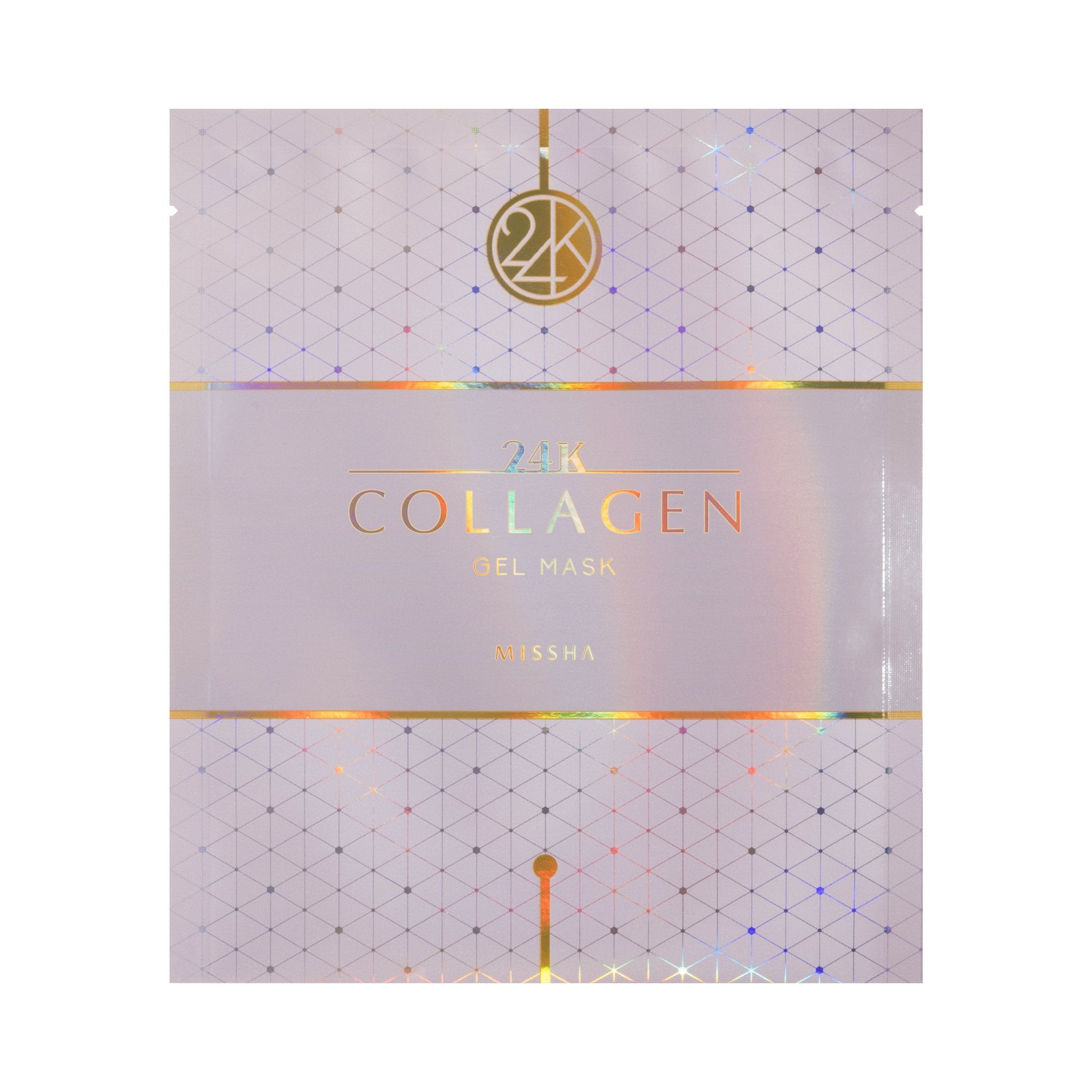 24K COLLAGEN GEL MASK - MISSHA