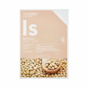 PHYTOCHEMICAL SKIN SUPPLEMENT SHEET MASK - MISSHA