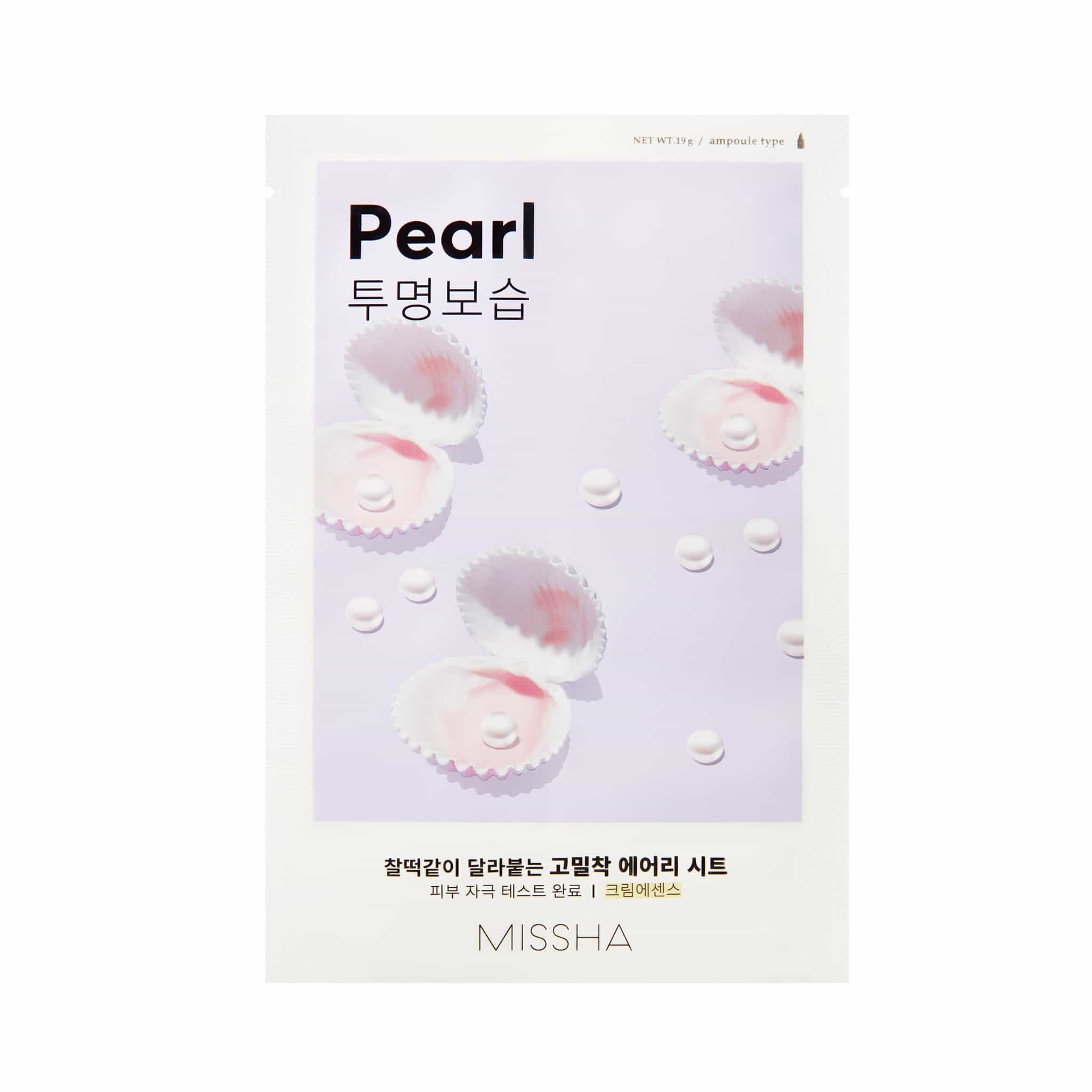 AIRY FIT SHEET MASK - MISSHA