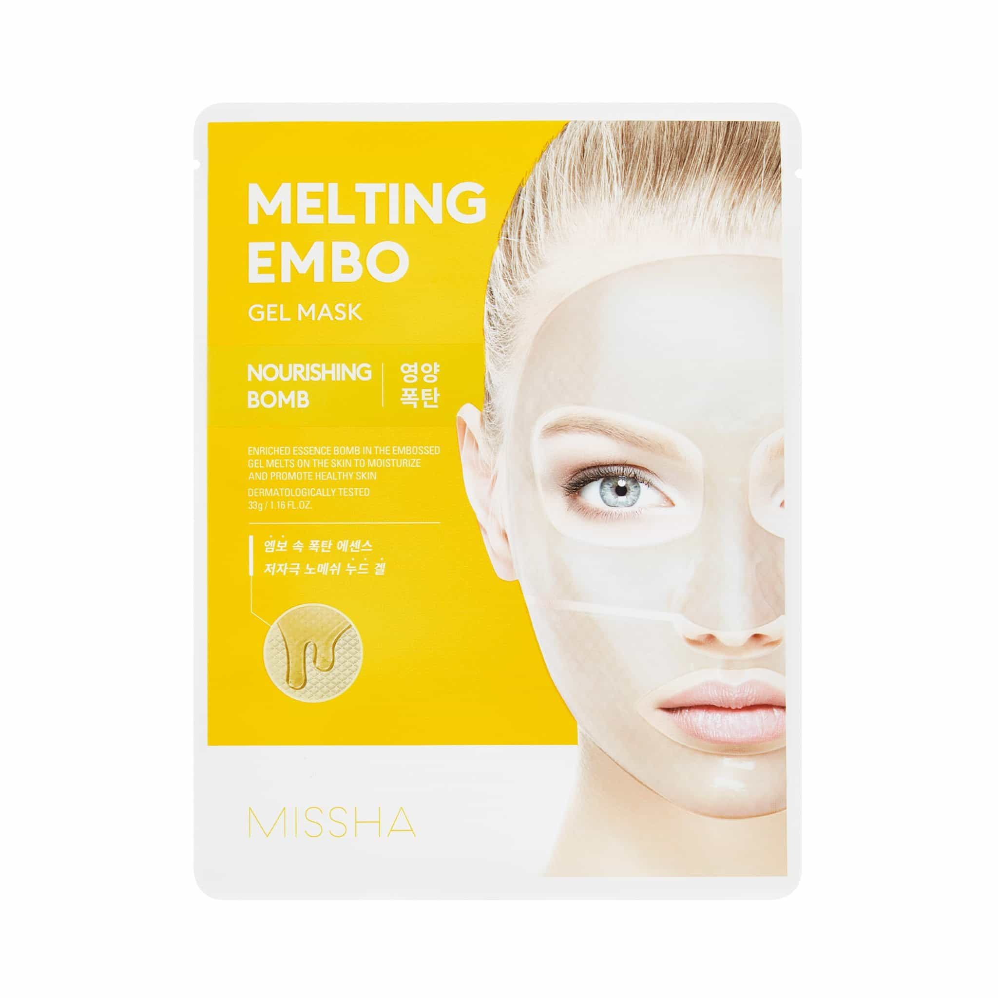 MELTING EMBO GEL MASK - MISSHA