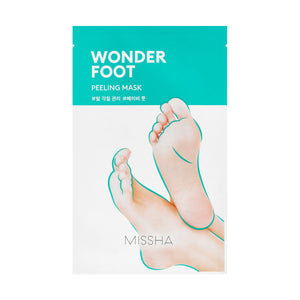 WONDER FOOT PEELING MASK - MISSHA