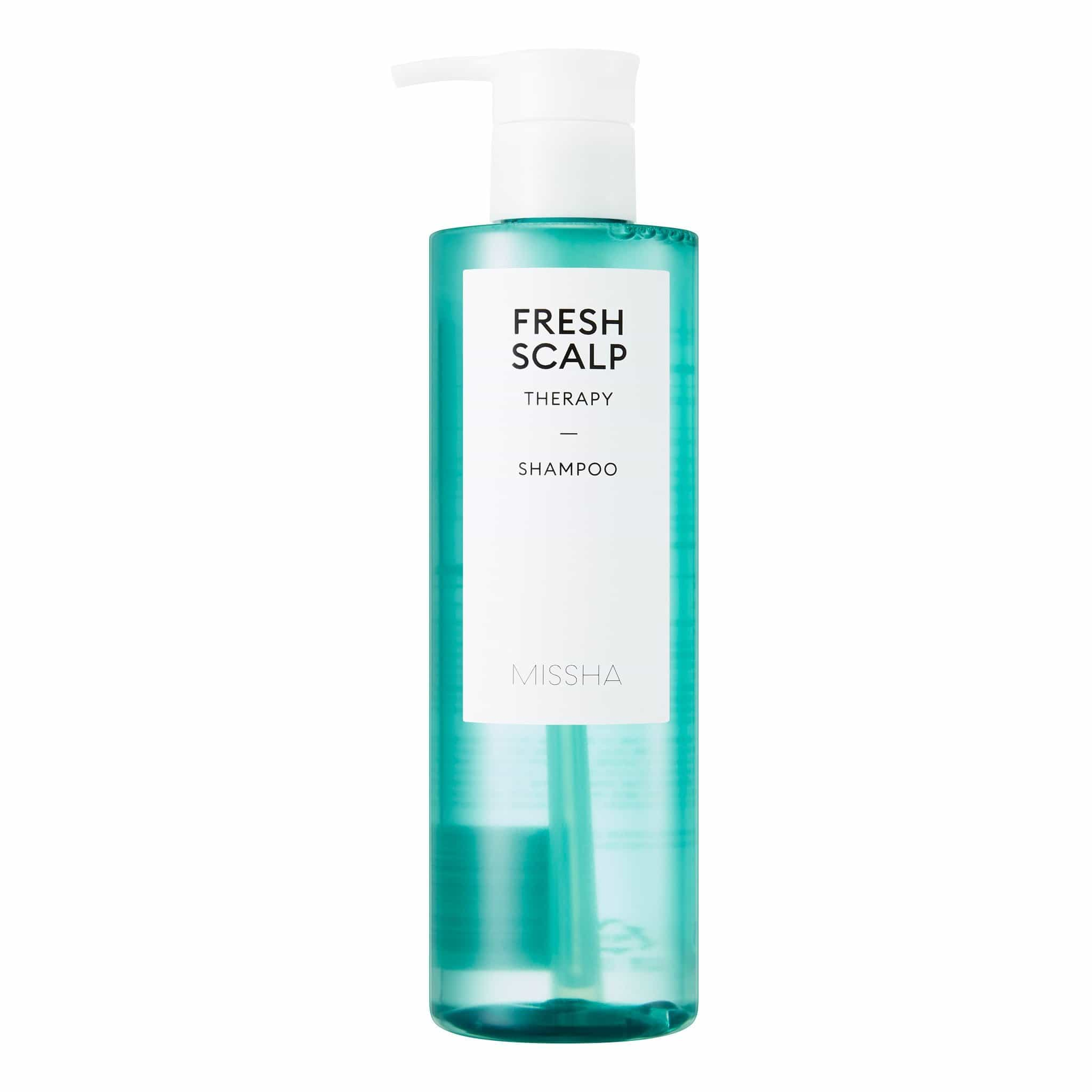 FRESH SCALP THERAPY SHAMPOO - MISSHA