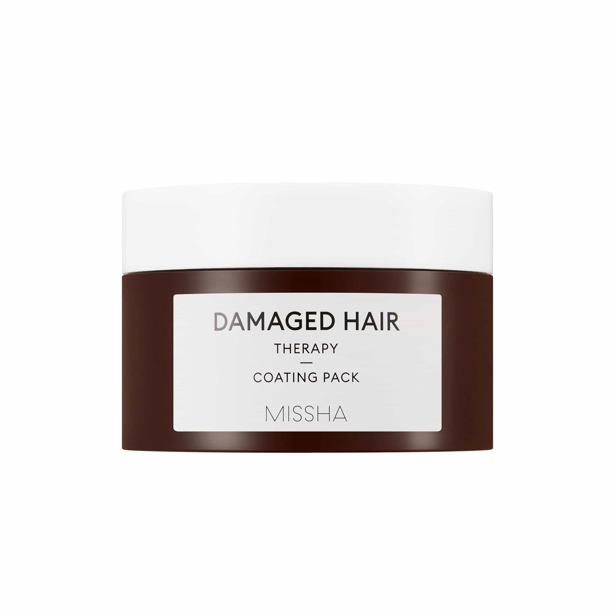DAMAGED HAIR THERAPY COATING PACK - MISSHA