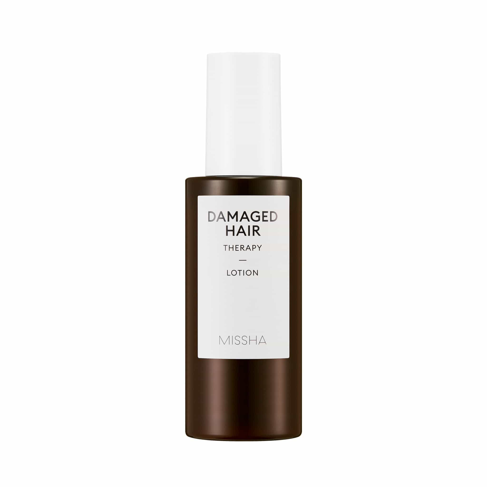DAMAGED HAIR THERAPY LOTION - MISSHA