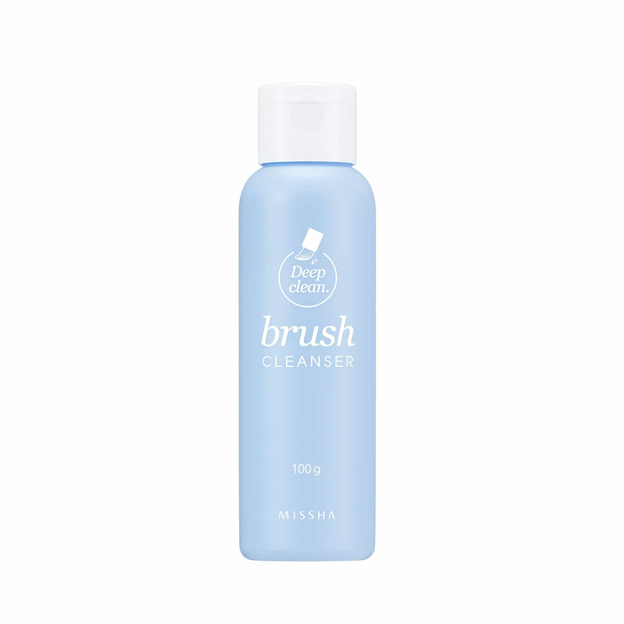 DEEP CLEAN BRUSH CLEANSER - MISSHA