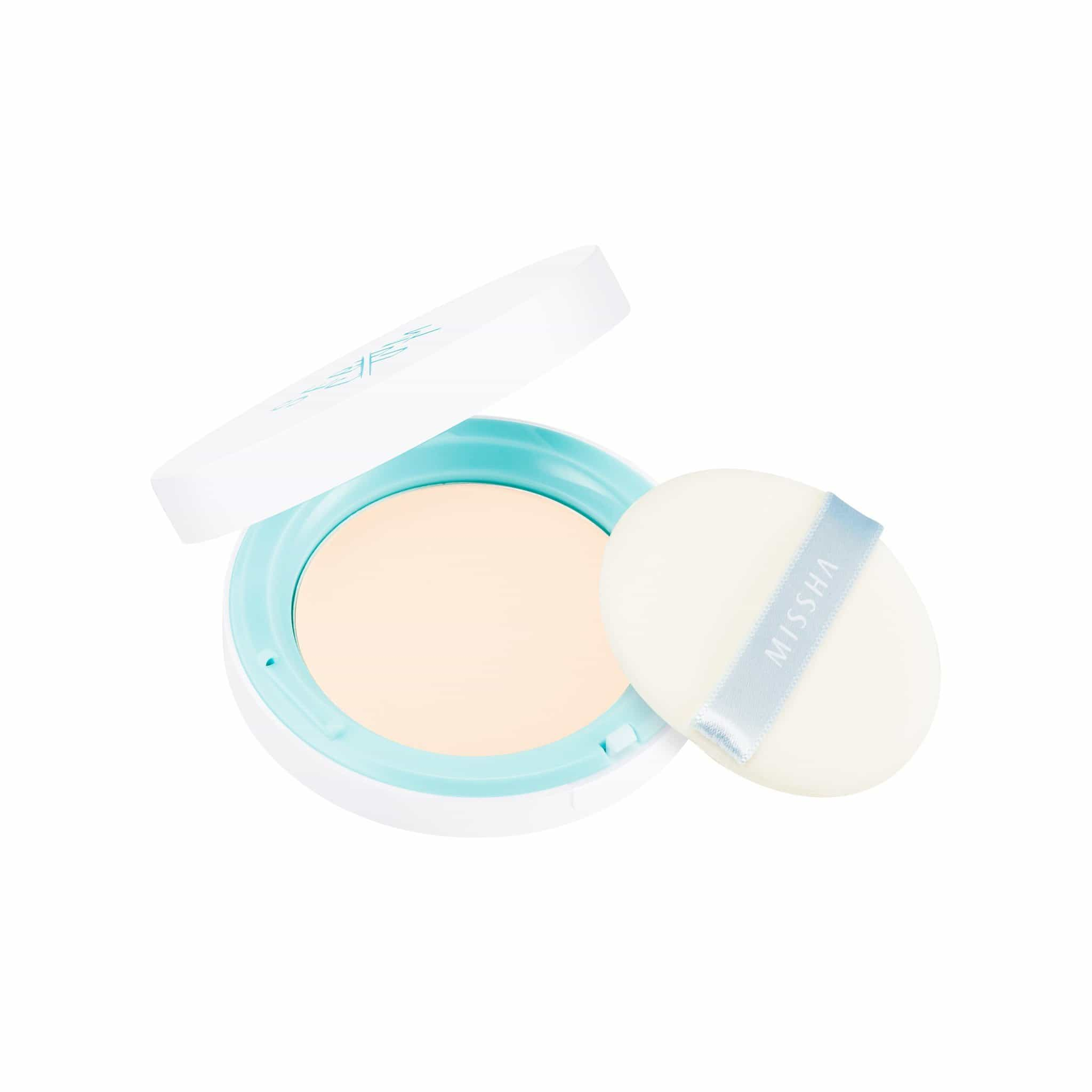 SEBUM-CUT POWDER PACT CLEAR - MISSHA