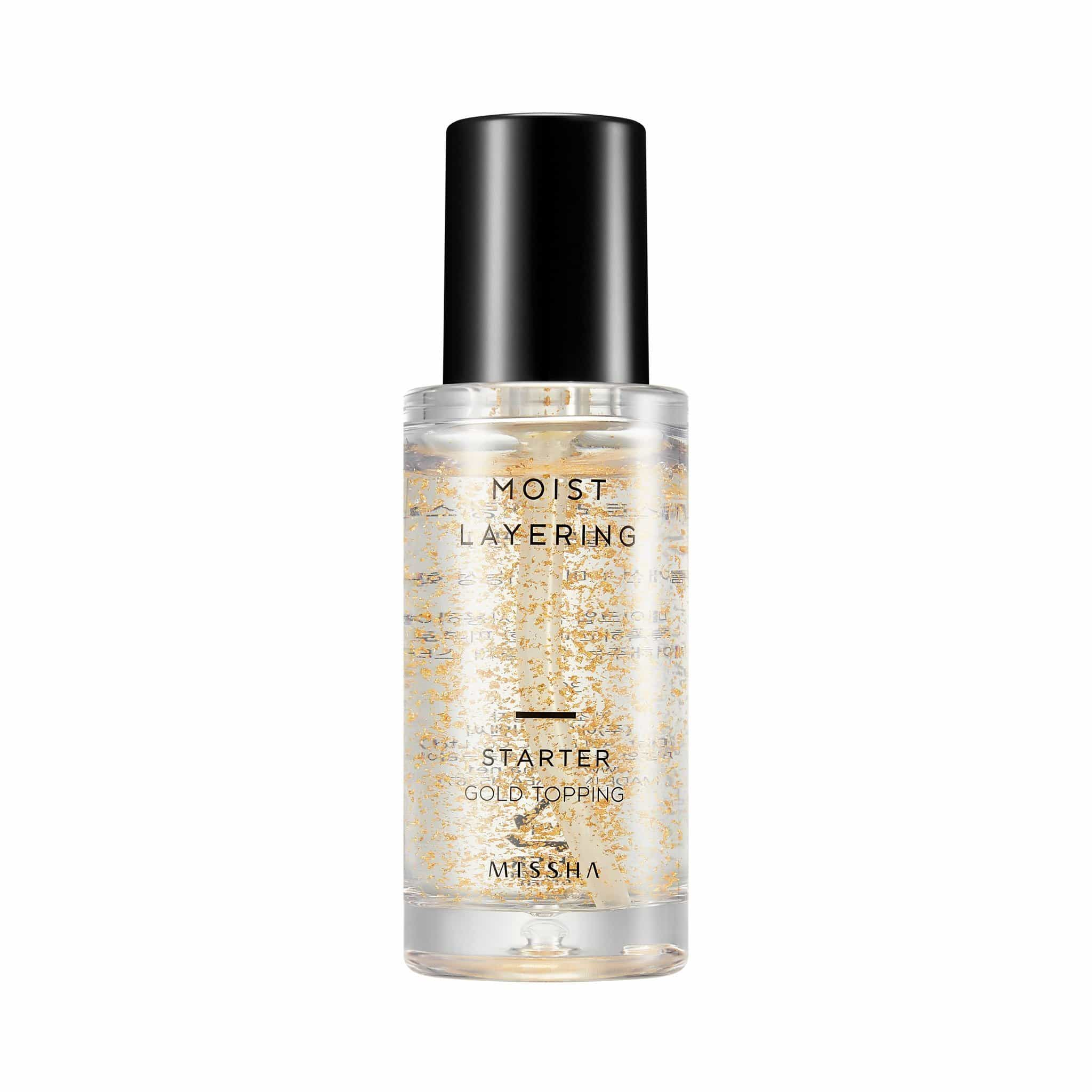 MOIST LAYERING STARTER GOLD TOPPING - MISSHA