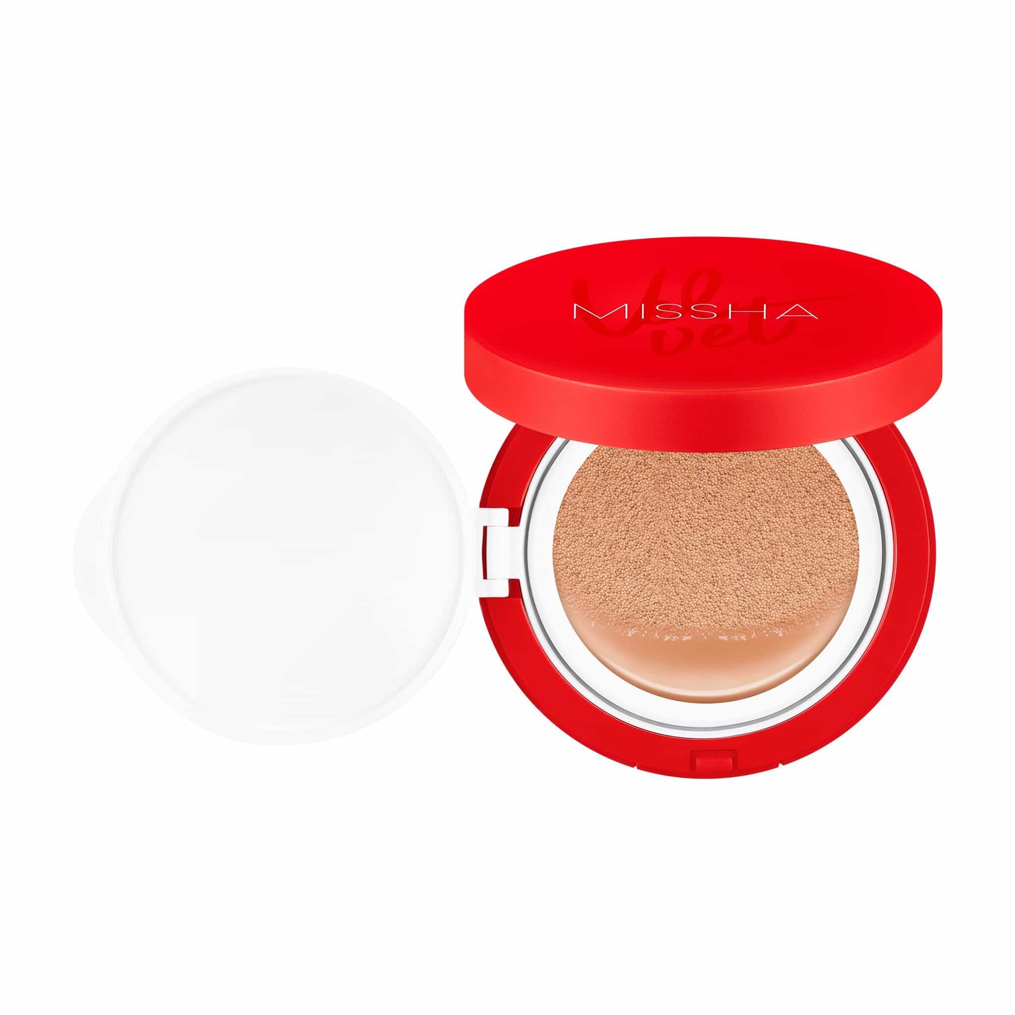 VELVET FINISH CUSHION SPF50+/PA+++ N°23 - MISSHA