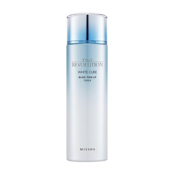 TIME REVOLUTION WHITE CURE BLANC TONE UP TONER