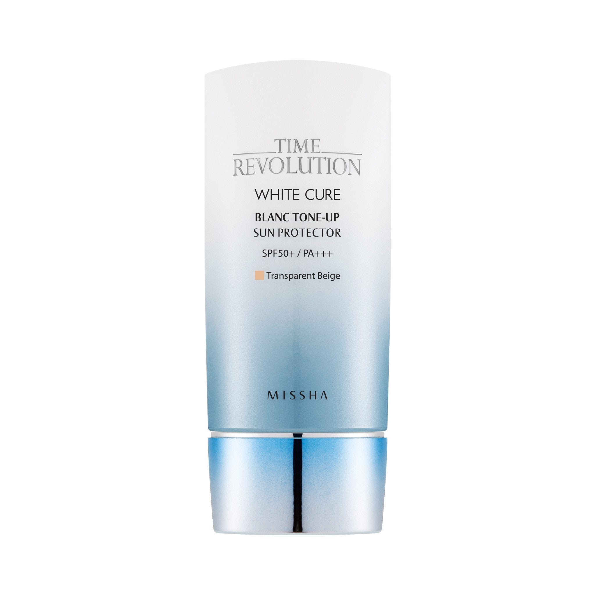 TIME REVOLUTION WHITE CURE BLANC TONE-UP SUN PROTECTOR SPF50+/PA+++ - MISSHA
