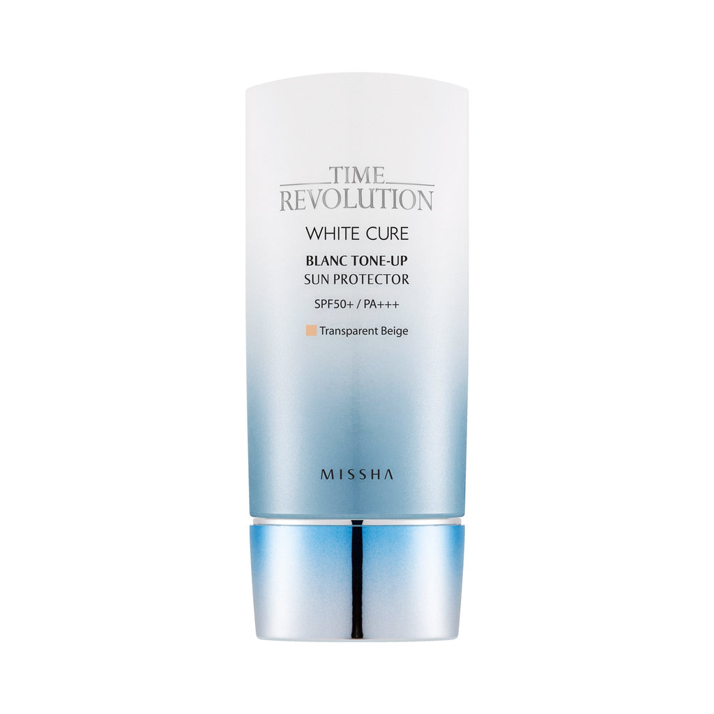 TIME REVOLUTION WHITE CURE SUN PROTECTOR SPF50+/PA+++