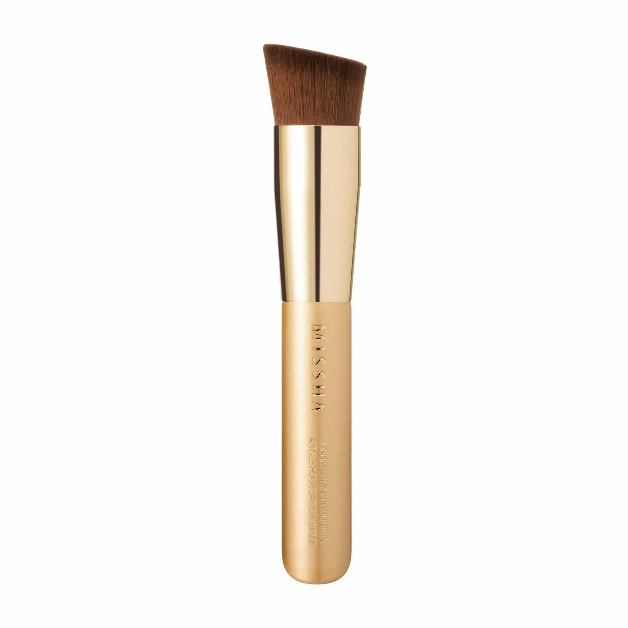 PROFESSIONAL ROUNDING ANGLE FOUNDATION BRUSH - MISSHA