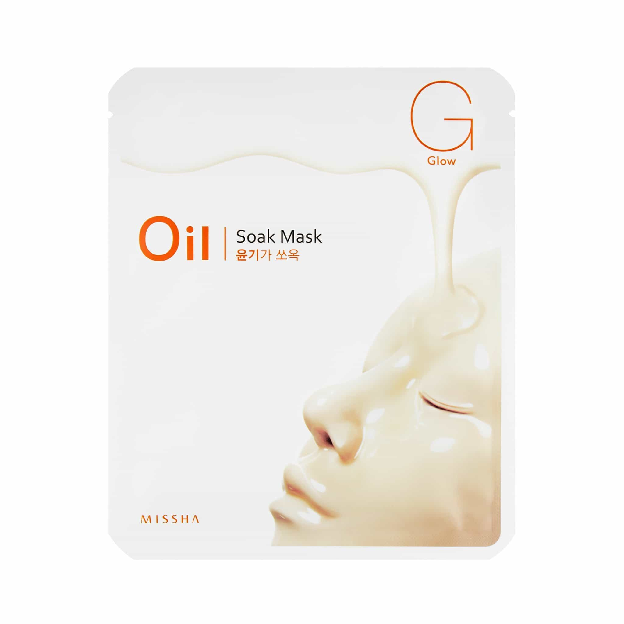 OIL SOAK MASK - MISSHA