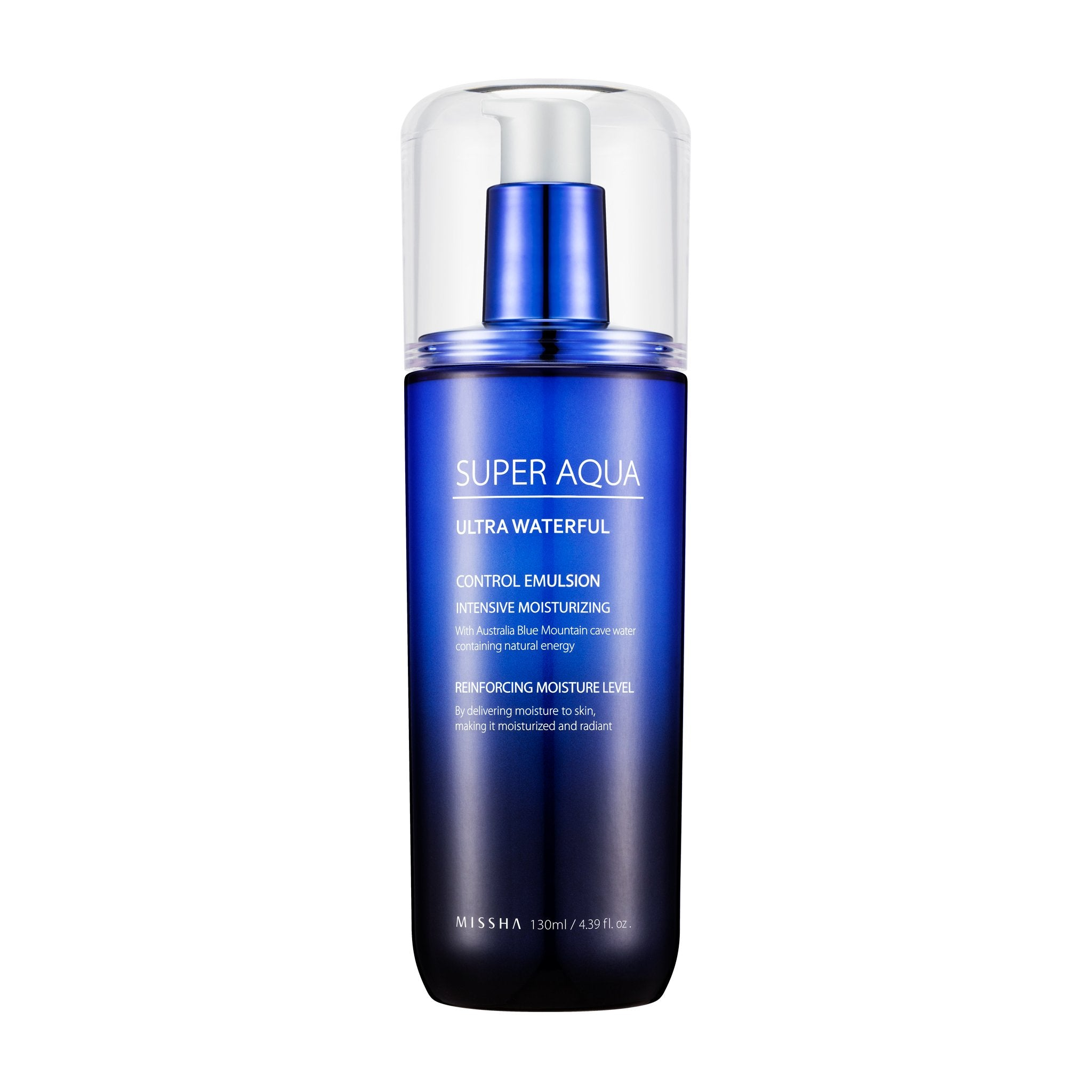 SUPER AQUA ULTRA WATERFUL CONTROL EMULSION - MISSHA