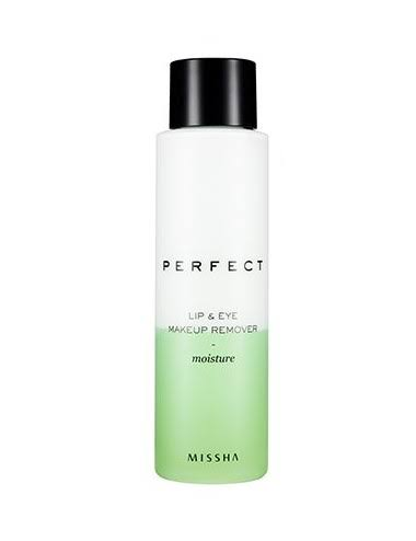 MISSHA PERFECT LIP Y EYE MAKE UP REMOVER MOISTURE - MISSHA