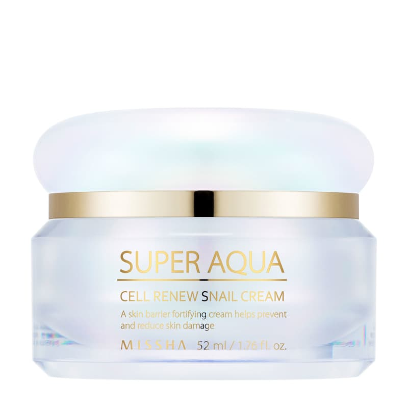 SUPER AQUA CELL RENEW SNAIL CREAM - MISSHA