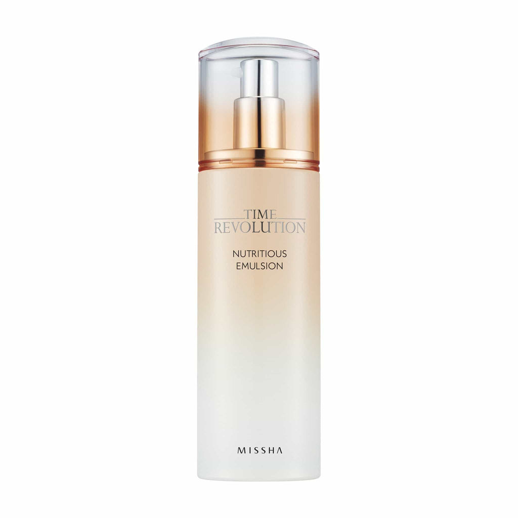 Time Revolution Nutritious Emulsion - MISSHA